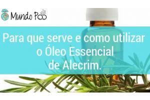 Óleo essencial de alecrim: Usos para cabelo e pele