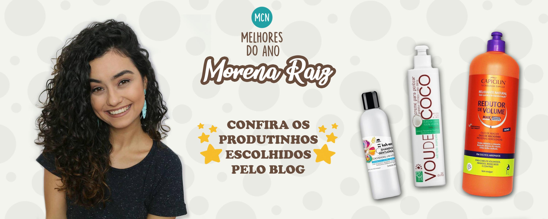 Melhores 2018 Morena Raiz