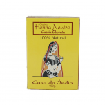 Henna Neutra Cassia Obovata Casa da Índia 100g