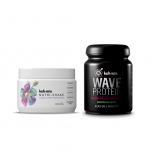 Kit Nutri-shake + Wave Protein Kah-noa