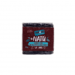 Sabonete Detox Argila Preta e Carvão Ativado Natural Messenger 90g