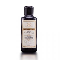 Shampoo Ayurvédico Amla Bringraj Khadi Natural