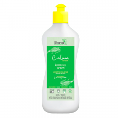 Álcool Gel C.alma Lemongrass Bhava 250mL