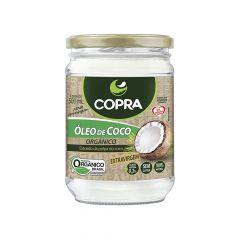 Óleo de Coco Extra Virgem Orgânico Copra 500mL