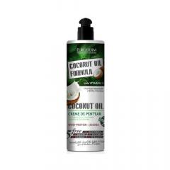 Creme para Pentear Multifuncional Coconut Euroderm