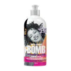 Creme para Pentear Curly Cream Bomb Soul Power 500 mL