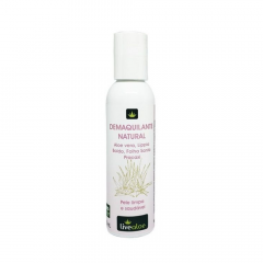 Demaquilante Natural Live Aloe 120mL