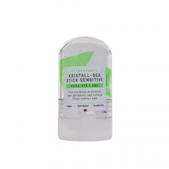 Desodorante Mini Stick Kristall Sensitive Alva 63g