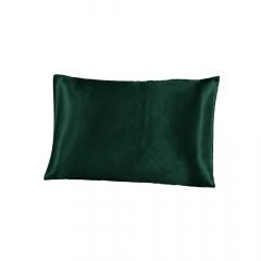 Fronha de cetim antifrizz para travesseiro: Verde Musgo