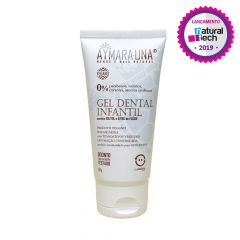 Gel Dental Infantil AymaraUna Natural Tech