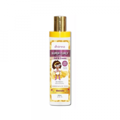 Gel & Creme Super Curly Dhonna 300mL