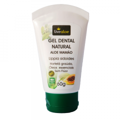 Gel Dental Natural Live Aloe