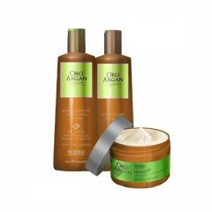 Kit Oro Argan Monoi