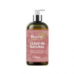 Leave In Natural Bhava 250mL