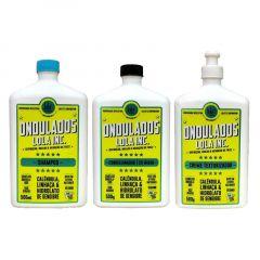 Kit Completo Ondulados Lola Inc.