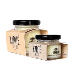Manteiga de Karité Orgânica Afrikkana