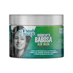 Mascara Babosa Aloe Mask Soul Power 400g