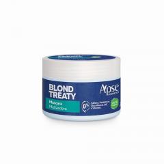 Máscara Matizadora Blond Treaty Apse Cosmetics 250g