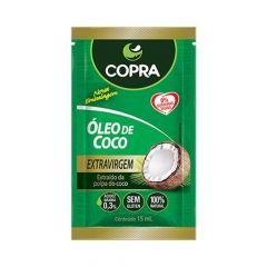 Óleo de Coco Extra Virgem Copra Sachê 15 mL