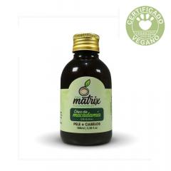 Óleo de macadamia Green Matrix 100mL