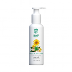 Óleo de Massagem Gengibre e Arnica Multi Vegetal 120mL
