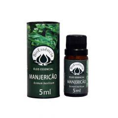 Óleo Essencial de Manjericão BioEssência 5mL