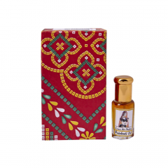 Patchouli Oil Casa da Índia 2,5 mL