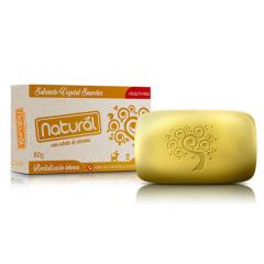 Sabonete Natural com Extrato de Cúrcuma Orgânico Natural 80g