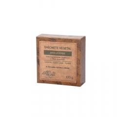 Sabonete Barra Argila Verde Arte dos Aromas