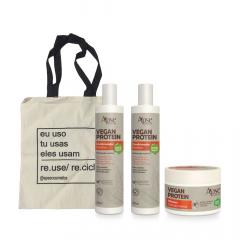 Kit Vegan Protein Apse Cosmetics
