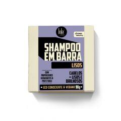 Shampoo em Barra Lisos Lola Cosmetics 90g