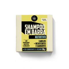 Shampoo em Barra Nutritivo Lola Cosmetics 90g