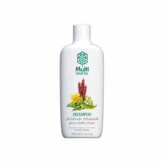 Shampoo de Ervas Estimulantes Multi Vegetal 240mL