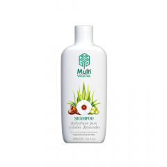 Shampoo de Oliva com Argan Multi Vegetal 240mL