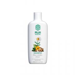 Shampoo de Camomila,Trigo e Calêndula Multi Vegetal 240mL
